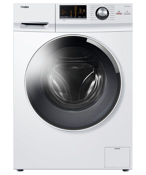 Front Loader Washing Machine, 7.5kg, pdp