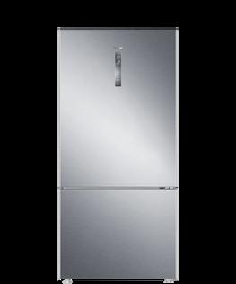 Refrigerator Freezer, 79cm, 498L, Bottom Freezer
