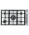 Gas on Steel Cooktop, 90cm gallery image 1.0