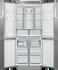 Quad Door Refrigerator Freezer, 79cm, 514L gallery image 2.0