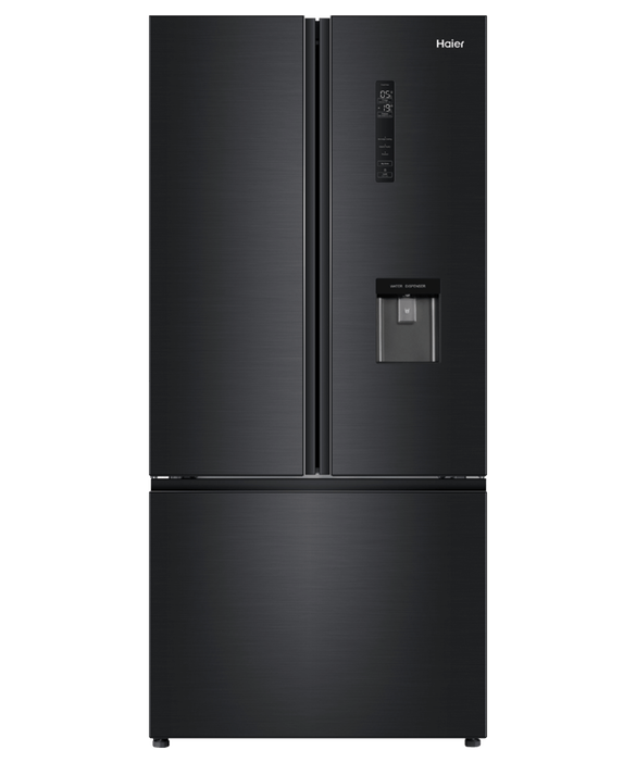 French Door Refrigerator Freezer, 79cm, 514L, Water, pdp