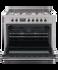 Freestanding Cooker, Dual Fuel, 90cm, 5 Burners gallery image 3.0