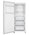 Vertical Freezer, 70 cm, 430L gallery image 2.0