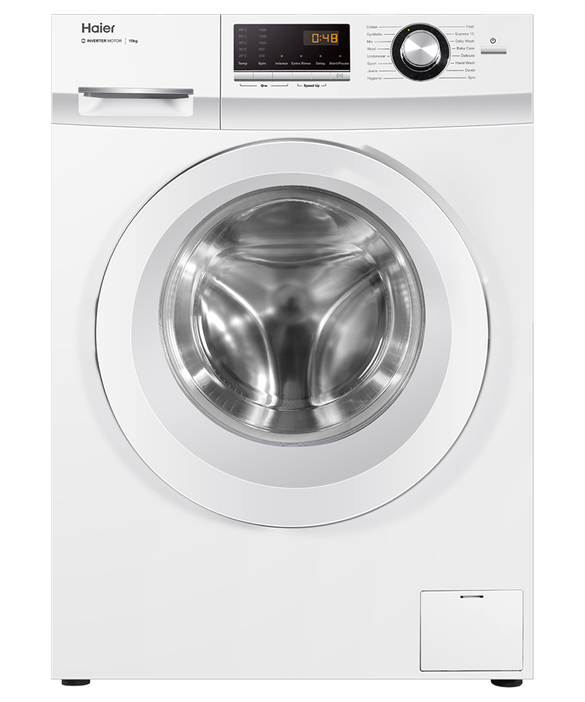 Front Loader Washer, 10kg, pdp