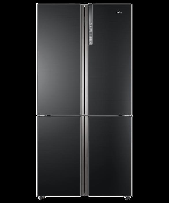 Quad Door Refrigerator Freezer, 91cm, 628L, pdp