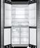 Quad Door Refrigerator Freezer, 91cm, 628L gallery image 5.0