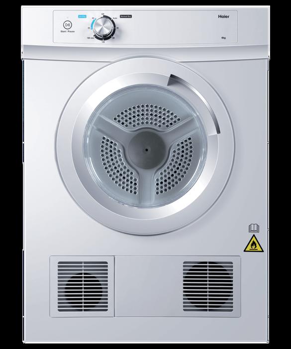 Sensor Vented Dryer, 6kg, pdp