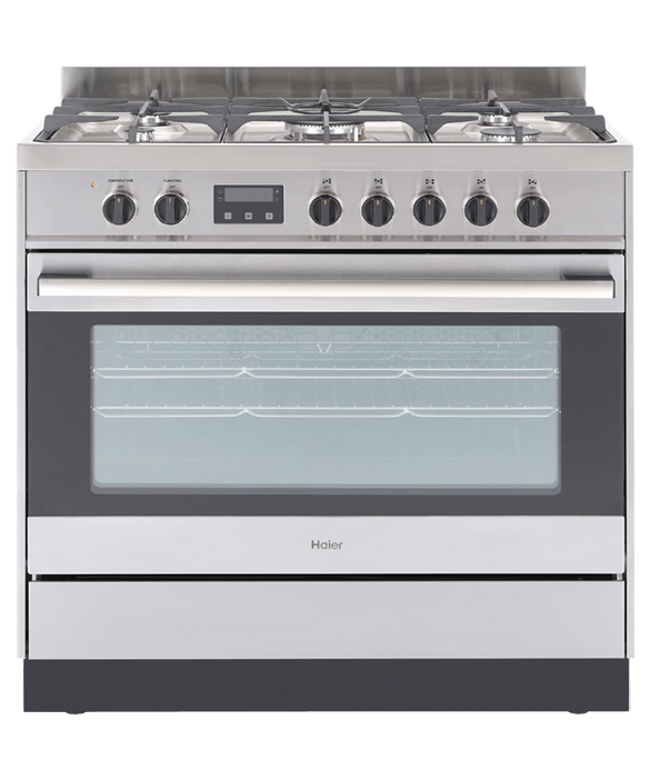 Freestanding Cooker, Gas, 90cm, 5 Burners, pdp