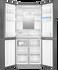 Quad Door Refrigerator Freezer, 84cm, 565L, Water gallery image 2.0