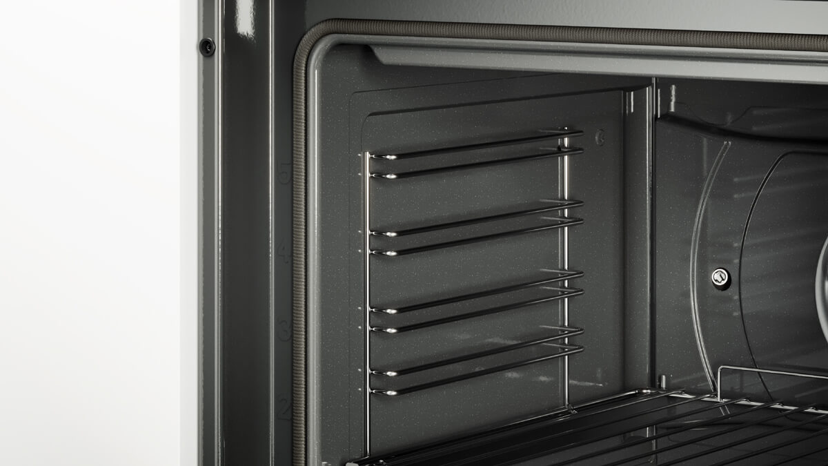 Let your oven clean itself